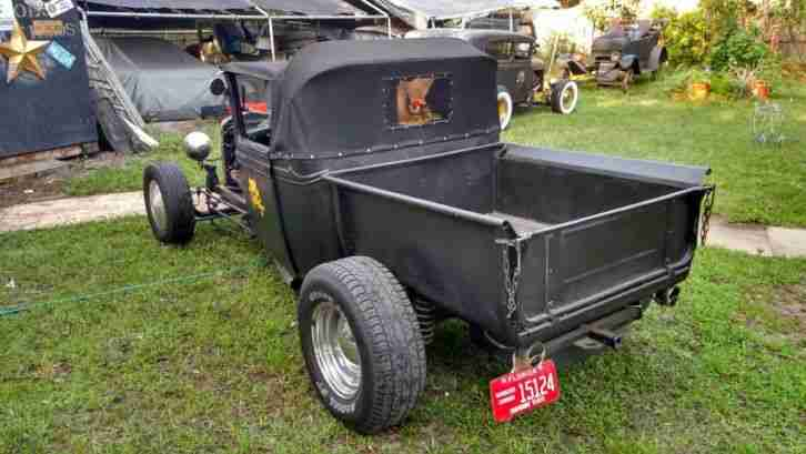 1931 Ford Model A Roadster Pickup - Preis incl.verschiffung