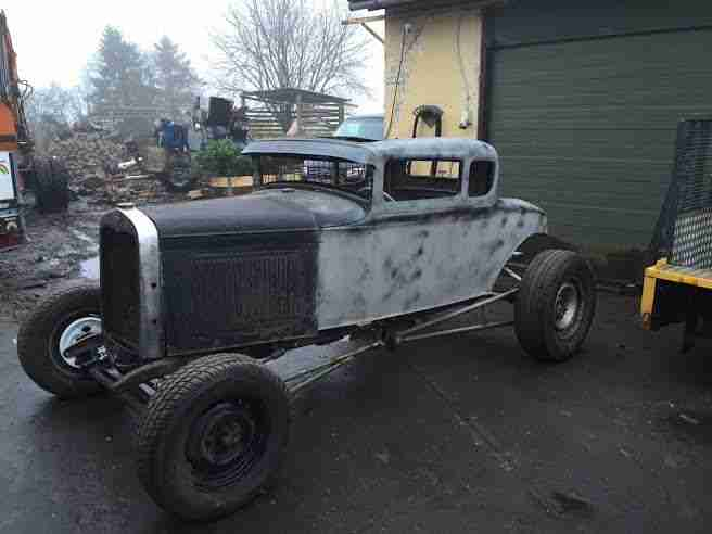 1931 Ford stock