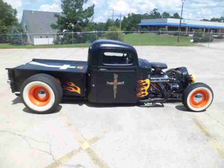 1936 Chevrolet Pick up Rod- incl.shipping to Rotterdam