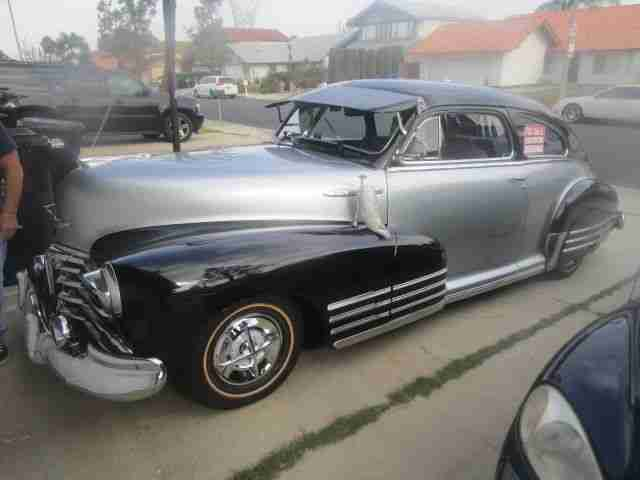 1948 Chevrolet Fleetline Aerosedan incl.shipping to
