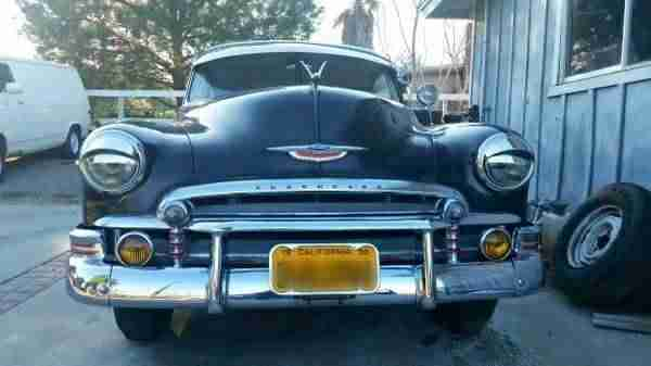 1950 Chevrolet Fleetline Fastback - incl.shipping to Rotterdam