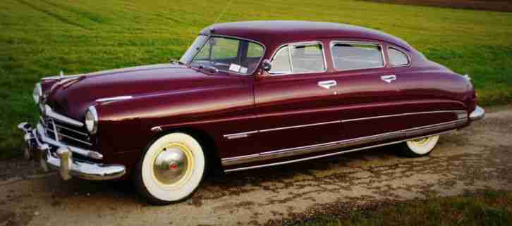 1950 hudson commodore 8 hot rod pre rockabilly die. Black Bedroom Furniture Sets. Home Design Ideas