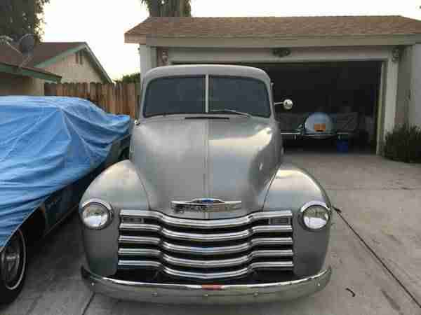 1951 Chevrolet Pickup 3100 Project V8 - incl.shipping to Rotterdam