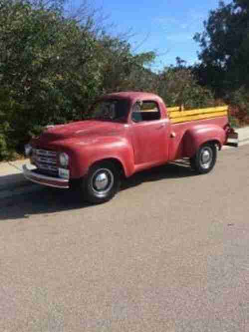 1952 Studebaker R6 Pickup incl.shipping to Rotterdam
