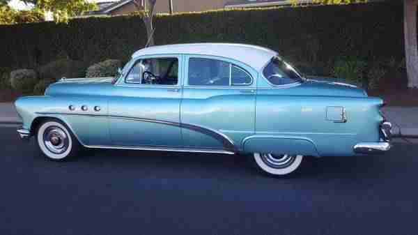 1953 Buick Special incl.shipping to Rotterdam