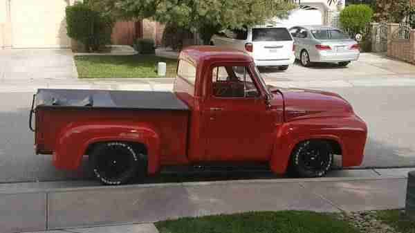 1953 Ford F 100 incl.shipping to Rotterdam