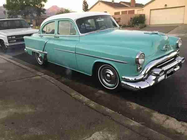 1953 Oldsmobile 88 NICE incl.shipping to Rotterdam