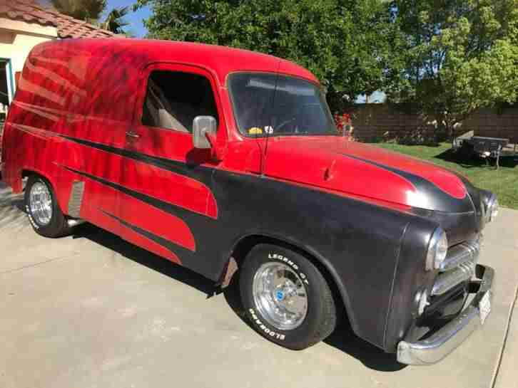 1954 Dodge Panel Truck selten incl.shipping to Rotterdam