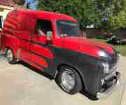 1954 Dodge Panel Truck selten incl. shipping to Rotterdam