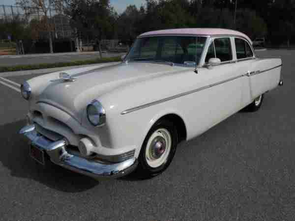 1954 Packard Super Clipper incl.shipping to Rotterdam