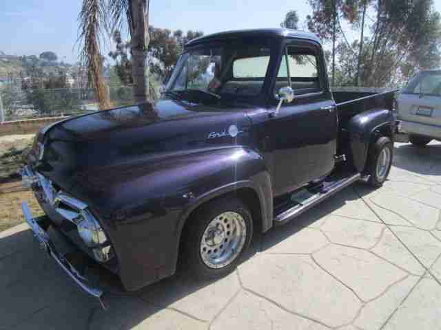 1955 Ford F 100 incl.shipping to Rotterdam