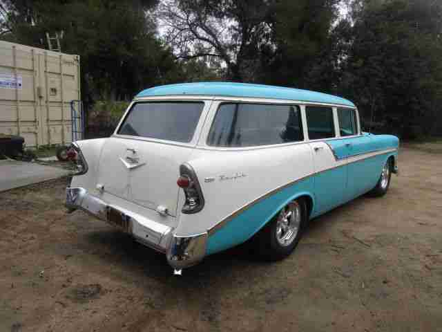1956 Chevrolet Bel Air Station Wagon - Price ist inkl.Shipping nach Rotterdam
