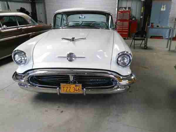 1956 Oldsmobile 88 - incl.shipping to Rotterdam