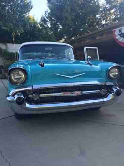 1957 Chevrolet 210 - incl.shipping to Rotterdam