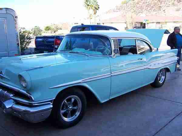 1957 Pontiac Chieftain incl.shipping to Rotterdam