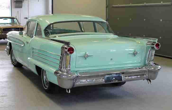 1958 Oldsmobile Eighty-Eight - all original condition, 39000 miles