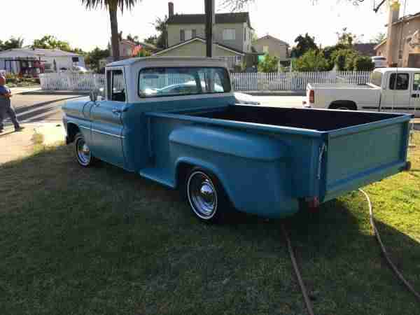 1960 gmc pickup truck to die besten angebote amerikanischen autos. Black Bedroom Furniture Sets. Home Design Ideas