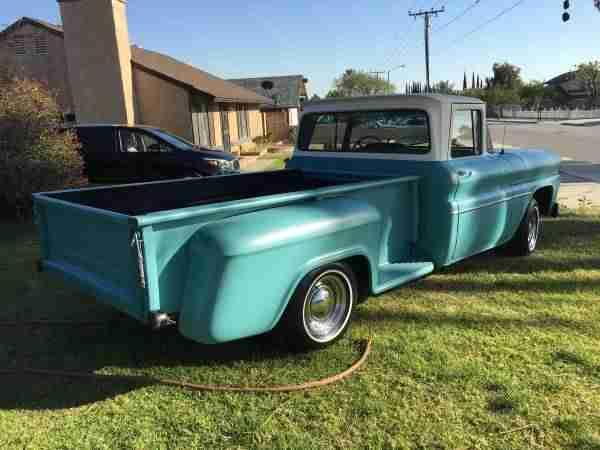 1960 gmc pickup truck to die besten. Black Bedroom Furniture Sets. Home Design Ideas