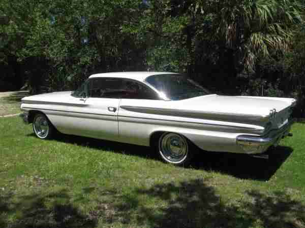 1960 Pontiac Catalina price incl.shipping to Rotterdam