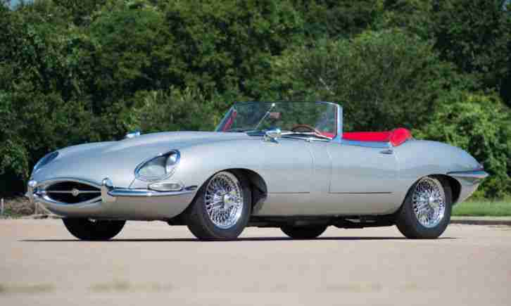 1963 Jaguar XK E Roadster soft top hardtop manual
