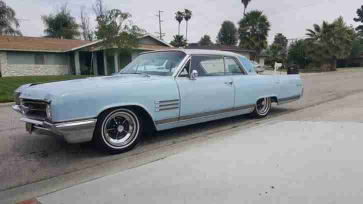 1964 Buick Wildcat incl.shipping to Rotterdam