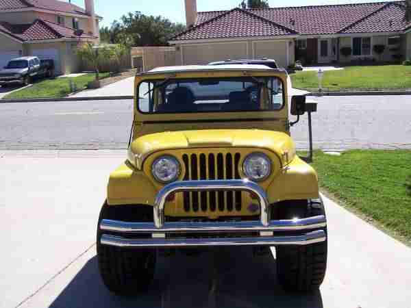 1965 Jeep CJ 5 incl.shipping to Rotterdam