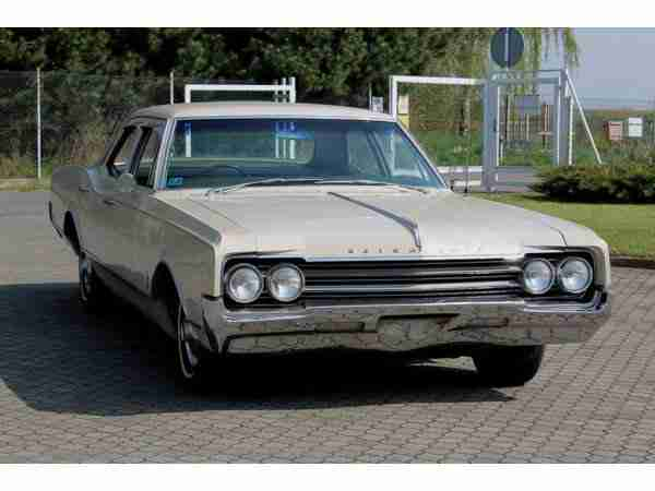 1965 Oldsmobile Dynamic All Original 48000
