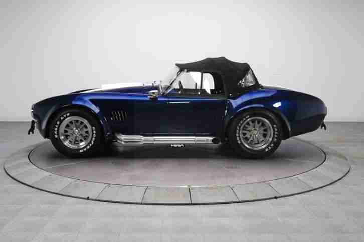 1965 Shelby Superformance Cobra , Neuwertiger Zustand