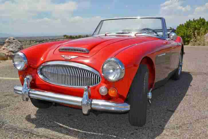 1966 austin healey 3000 mark iii bj8 topseller oldtimer. Black Bedroom Furniture Sets. Home Design Ideas