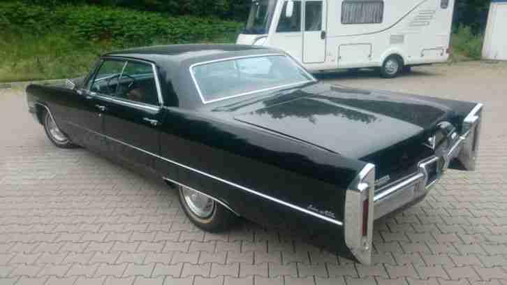 1966 Cadillac DeVille 7.0 Liter V8 H Zulassung - Die ...