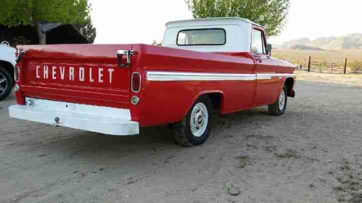 1966 Chevrolet C10 Pickup- incl.shipping to Rotterdam