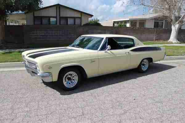 1966 Chevrolet Carice incl.shipping to Rotterdam