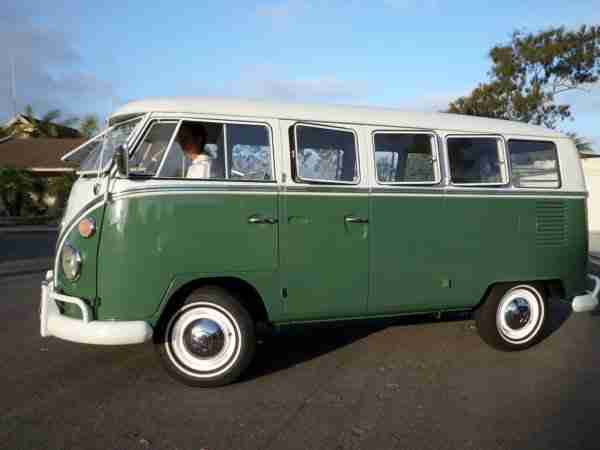 1967 VW Safarifenster