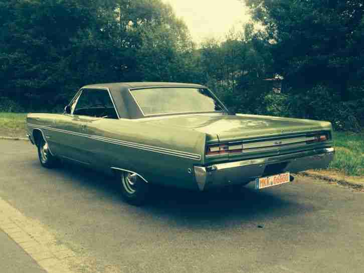 1968er Plymouth Fury