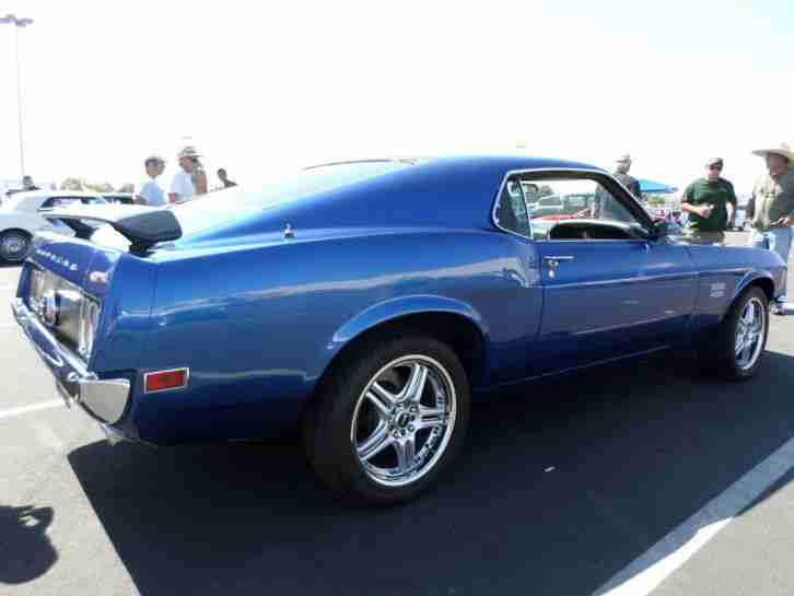 1970 Ford Mustang Fastback ! V8 California