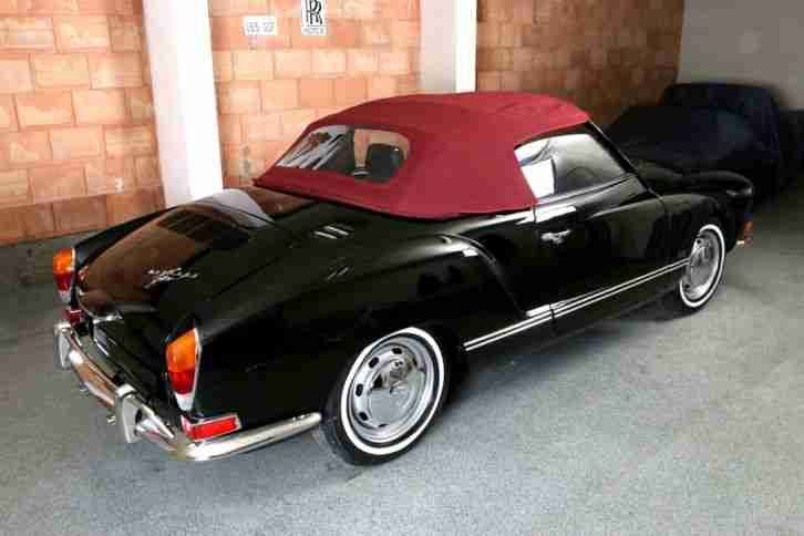 1971 karmann ghia cabriolet 1600 topseller oldtimer car. Black Bedroom Furniture Sets. Home Design Ideas