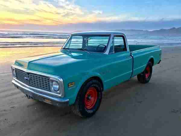 1972 Chevrolet C20 Pickup Truck incl.shipping to