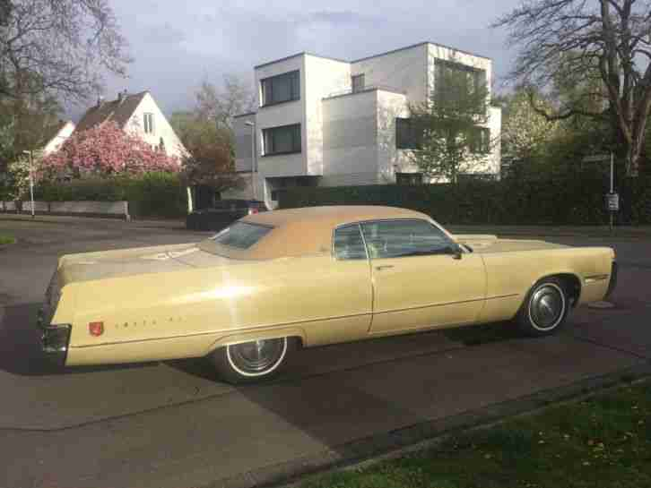 1972 Chrysler LeBaron Hardtop Coupe