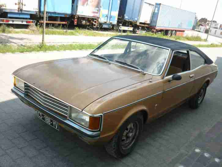 1973 ford granada 2300 h ftknick coup topseller. Black Bedroom Furniture Sets. Home Design Ideas