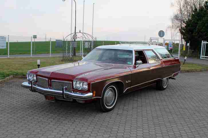 1973 Oldsmobile Custom Cruiser 1. owner