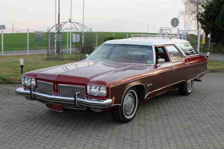 1973 Oldsmobile Custom