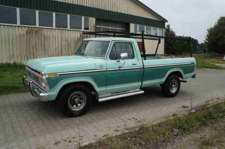 1977 ford f250 ranger xlt california pick up die besten angebote amerikanischen autos. Black Bedroom Furniture Sets. Home Design Ideas