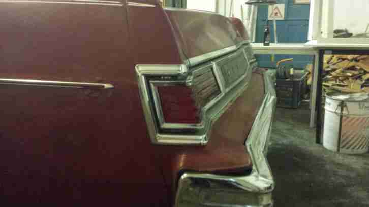 1978 Mercury Grand Marquis 4 door, 351 cui, Automatik