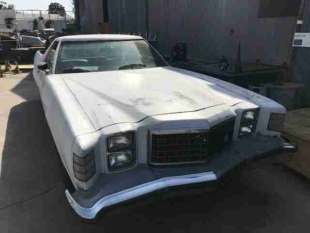 1979 Ford Ranchero Pick Up, V8, California Wagen 7% Zoll.