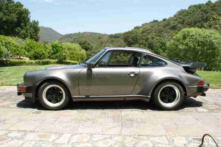 1979 Porsche 911 930 Turbo Coupe