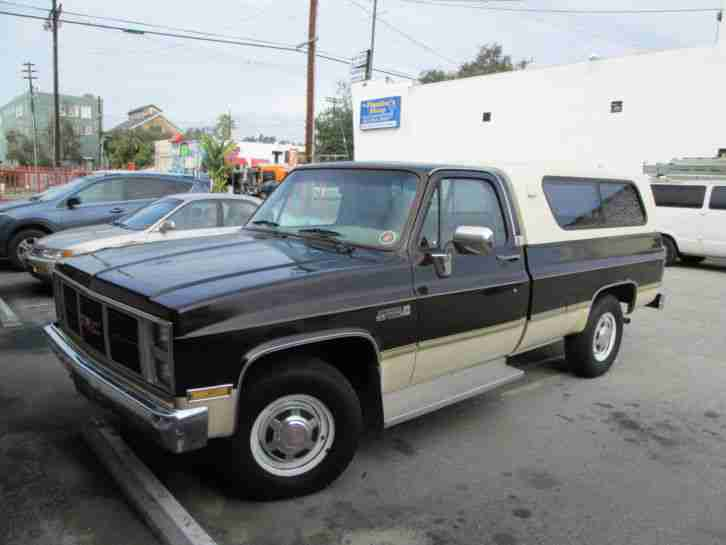 1985 GMC Sierra 2500 350ci V8 77,000 Miles incl Shipping to Rotterdam Haven