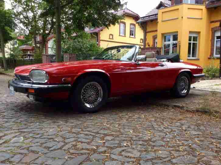 "1990 Jaguar XJS ""Classic Collection"" Cabrio - sehr gepflegt, Rostfrei, Traumauto"