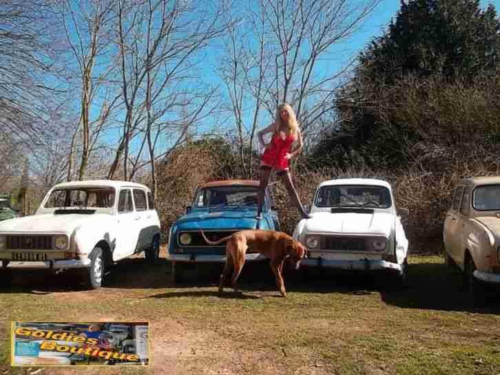 Oldtimer Gebrauchtwagen  Alle Oldtimer Renault günstig kaufen
