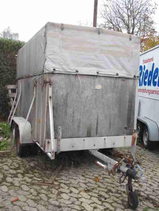 2 tonnen pkw fab alf anh nger nutzfahrzeuge angebote. Black Bedroom Furniture Sets. Home Design Ideas