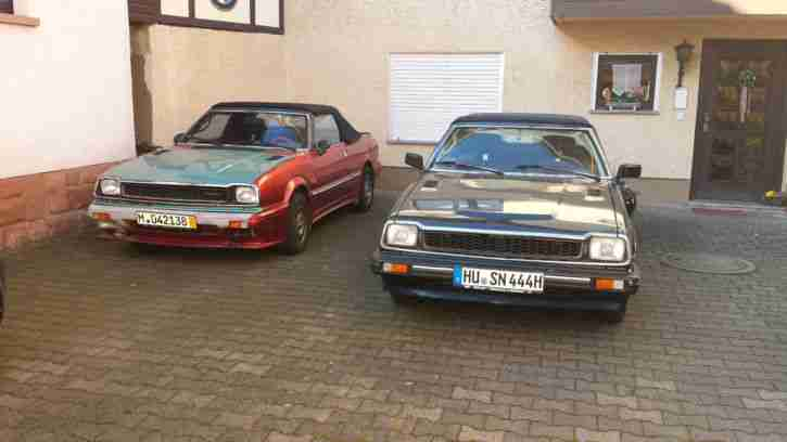 2 x honda prelude sn cabrio oldtimer tolle angebote in honda. Black Bedroom Furniture Sets. Home Design Ideas